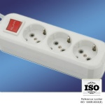 Euro type Power Strip Series
